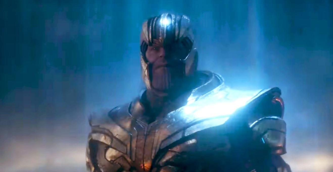 Une nouvelle bande-annonce pour Avengers 4 — Vidéo