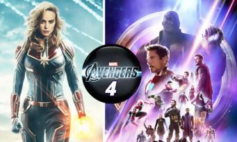 Avengers 4 : la fin du tournage annoncée avec une étrange photo. Bientôt un teaser ?