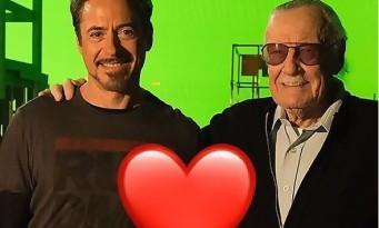 Mort de Stan Lee. Les hommages des Avengers, Hugh Jackman, Ryan Reynolds...