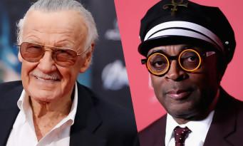 Spike Lee annoncé mort à la place de Stan Lee en Nouvelle-Zélande. Il répond