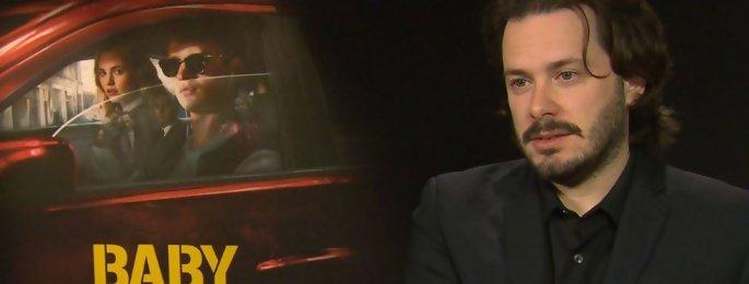 BABY DRIVER : Edgar Wright nous parle de Tarantino, Han Solo, Gardiens de la Galaxie, Point Break...
