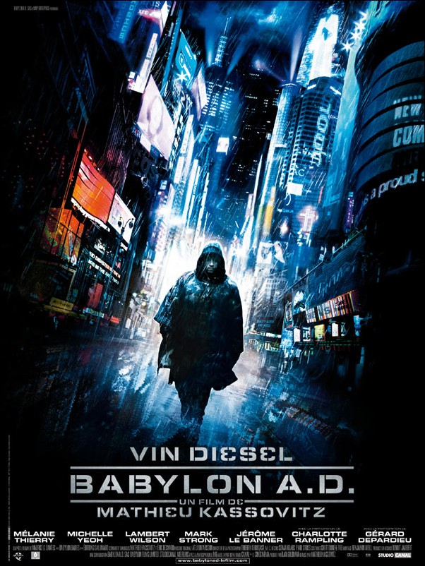 Babylon A. D. [DVDRiP] [FRENCH] [MULTI]