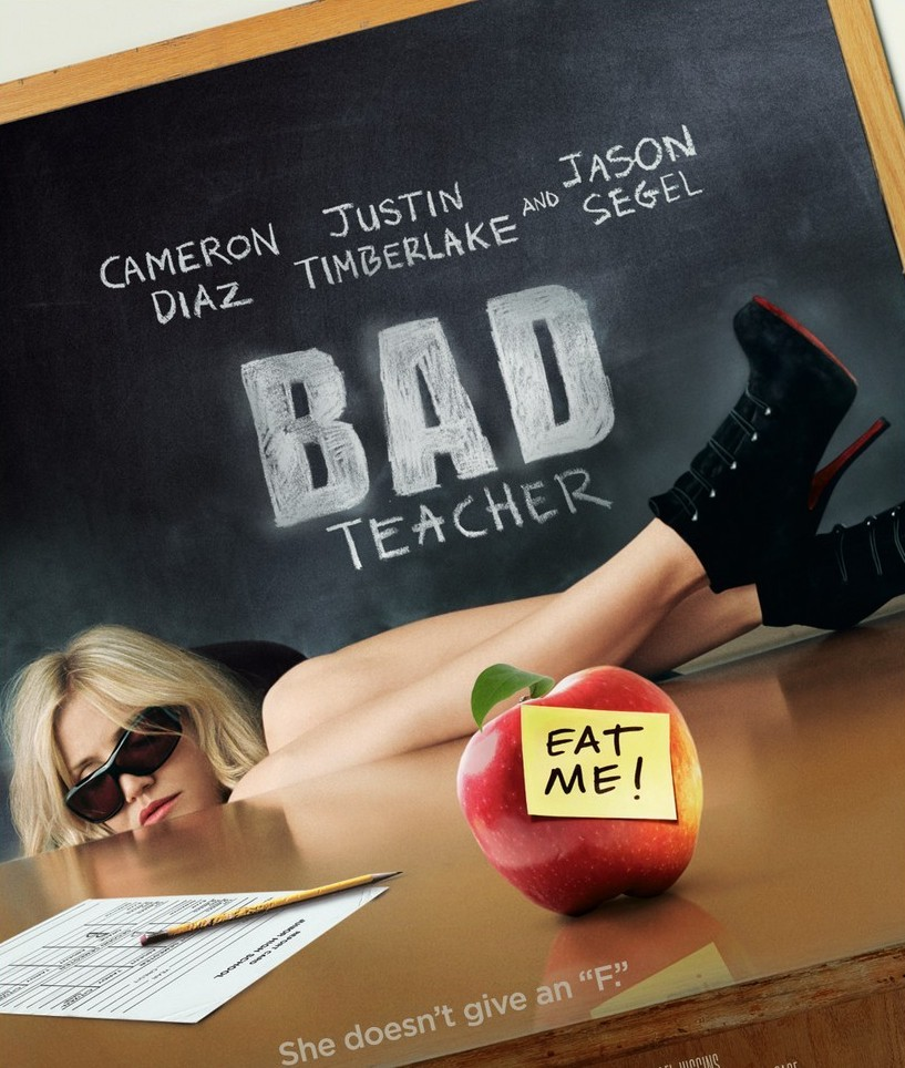 [MULTI]  Bad Teacher [DVDRIP] [TRUEFRENCH]