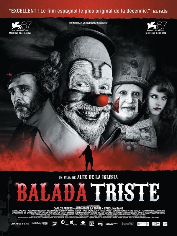 Balada Triste De Trompeta [BDRiP] [FRENCH] [MULTI]