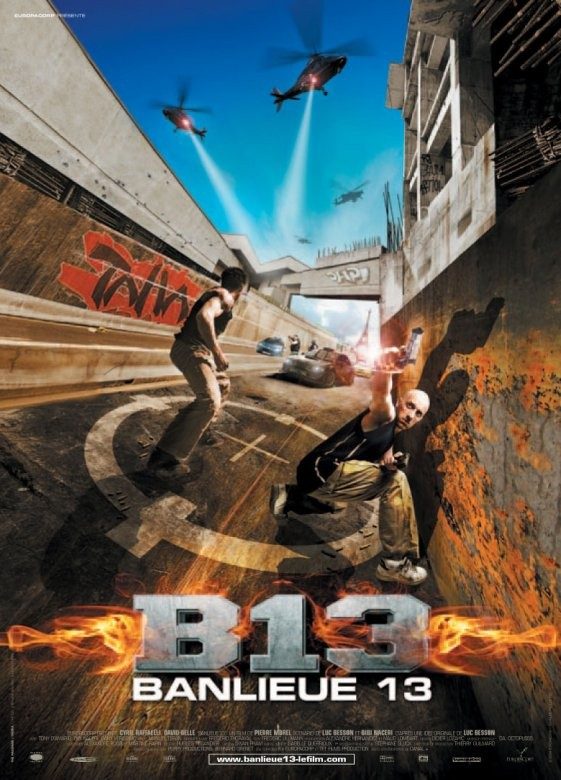 Banlieue 13 [AC3] [BDRiP] [FRENCH] [MULTI]