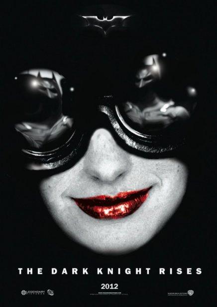 Batman The Dark Knight Rises : affiches