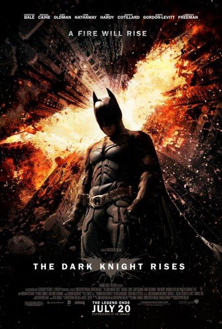 The Dark Knight Rises :