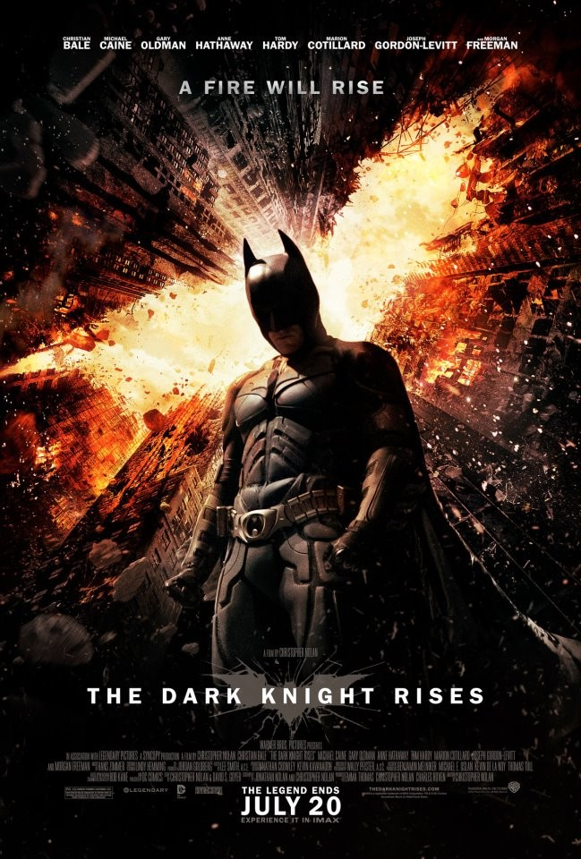  Batman The Dark Knight Rises 2012