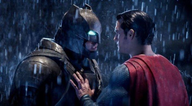 Batman v Superman : l Aube de la Justice