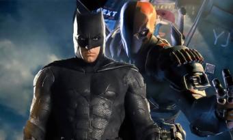 Batman : Ben Affleck présente le méchant qu'il pourrait affronter en solo