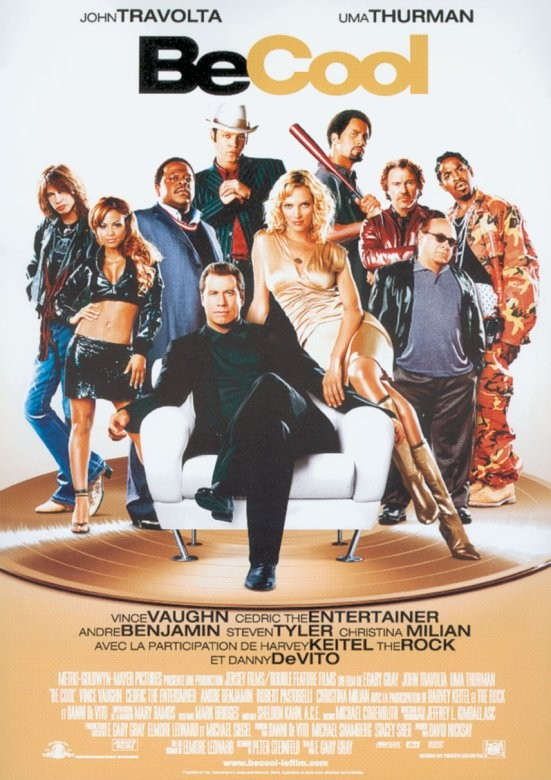 Be Cool [BRRiP] [FRENCH] [MULTI]