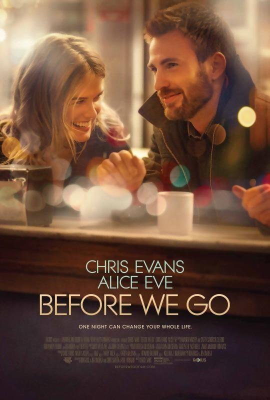 Super Before We Go (Film, 2015) OI21