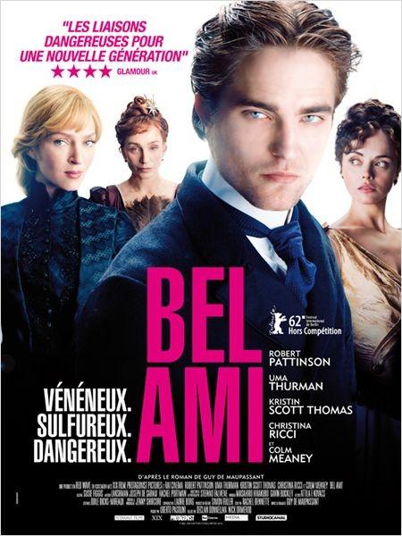 Bel Ami (2012) AC3 [VOSTFR] [BRRiP] [MULTI]