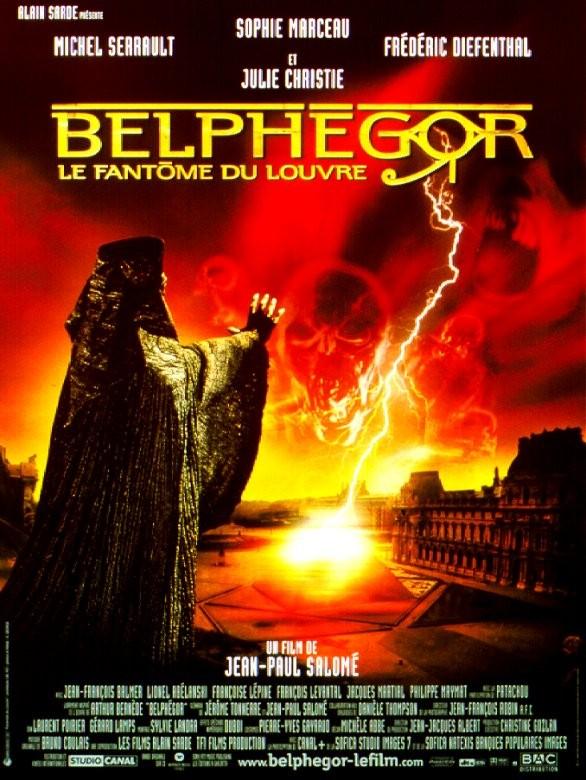 Belphégor, le fantôme du Louvre [DVDRiP l FRENCH][MULTI]
