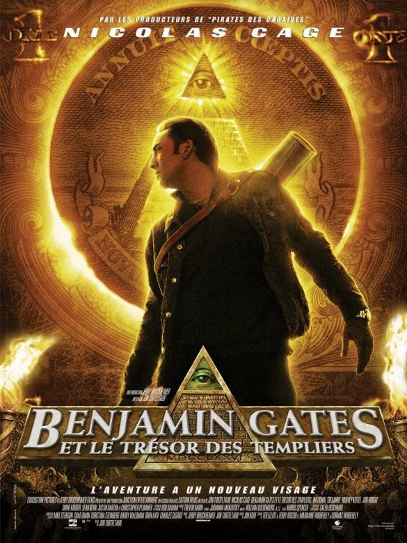 [RG] Benjamin Gates et le Trésor des Templiers [TRUEFRENCH][DVDRIP]