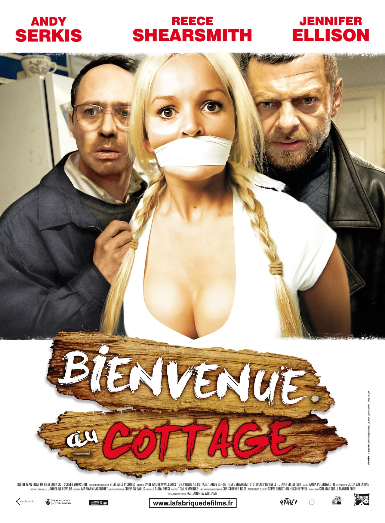 Bienvenue au Cottage  | DVDRiP | FRENCH | DF