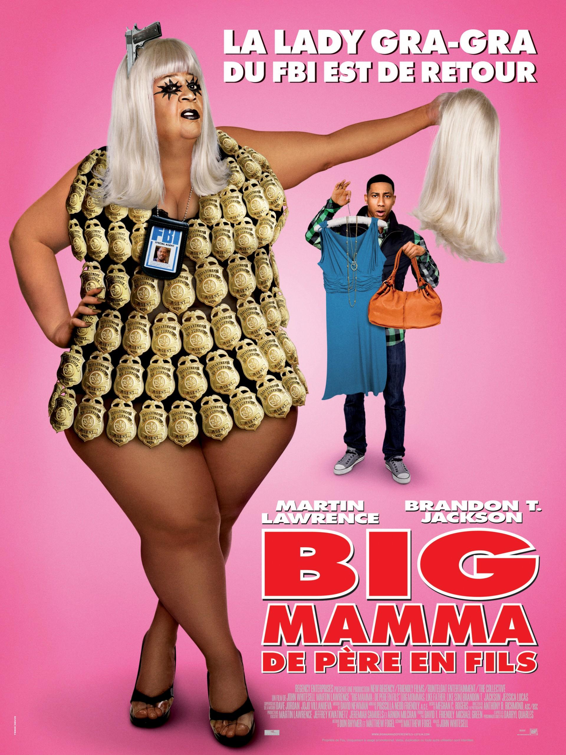 Big Mamma : de père en fils [DVDRiP] [FRENCH] [MULTI]