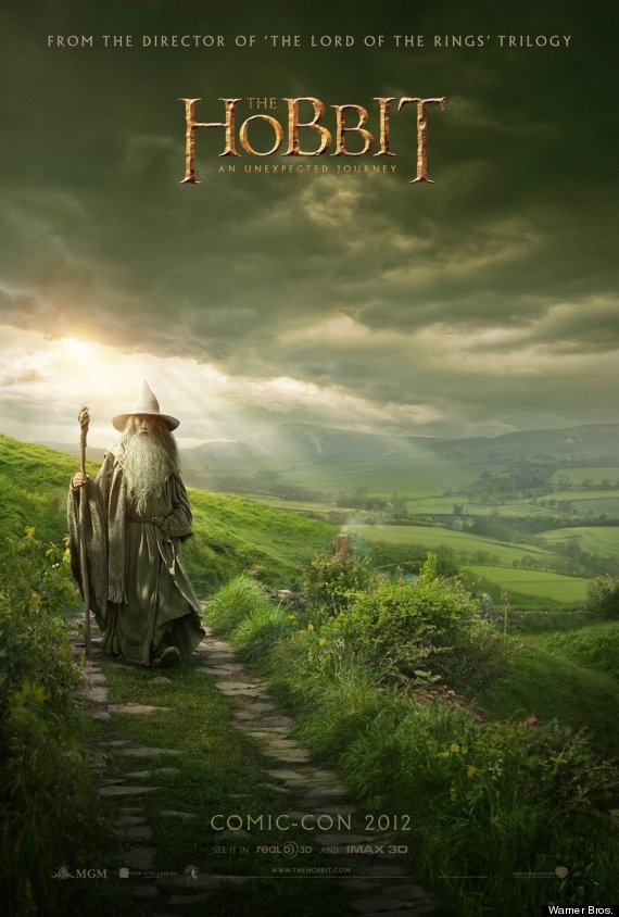 Le Hobbit : un voyage inattendu  (2012) [FRENCH] [MD DVDRIP] [MULTI]
