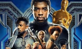 Black Panther dans la catégorie meilleur film avec Bohemian Rhapsody - Oscars 2019