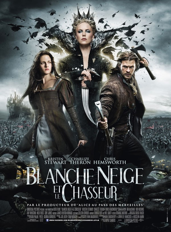 Blanche Neige et le Chasseur [TRUEFRENCH][BRRIP]