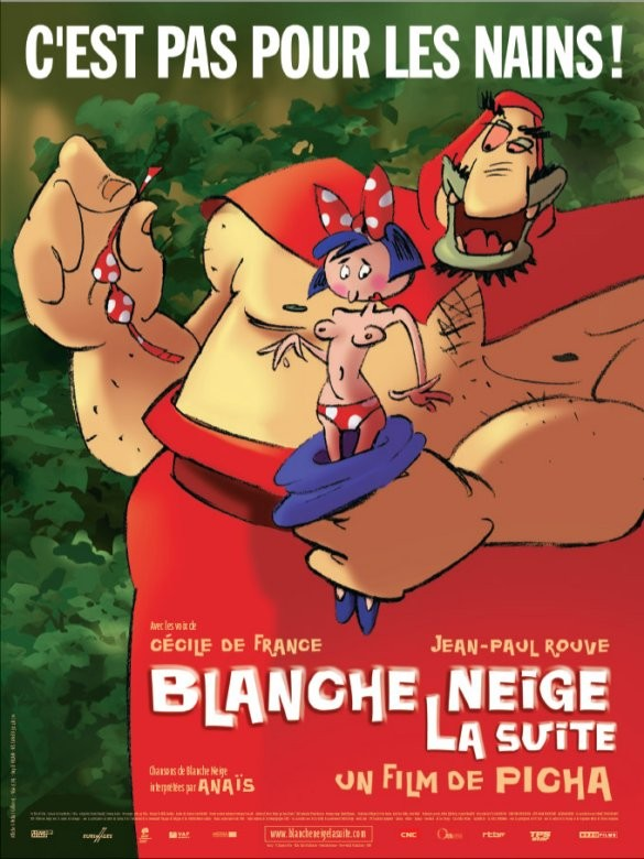 Blanche Neige, la suite [FRENCH] [DVD-R]