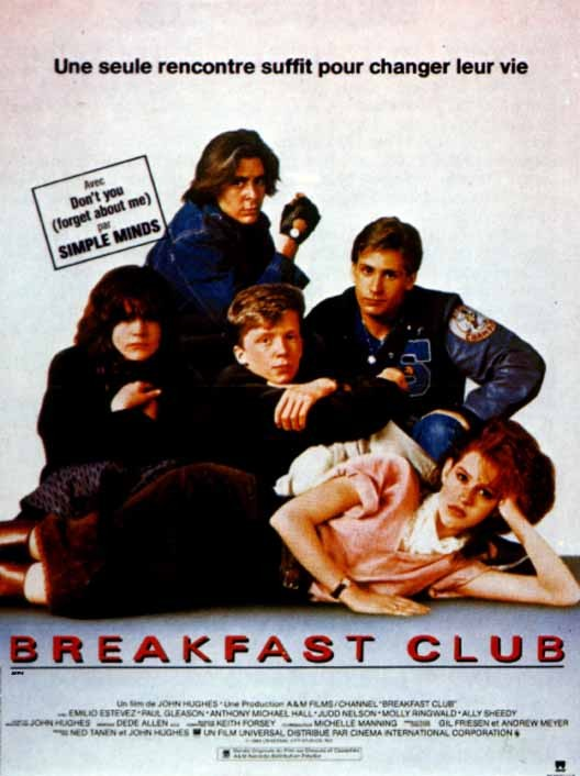 Breakfast Club 1985 [ 1080p mHDgz ]