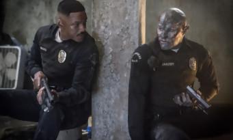 Bright : Will Smith face à des fées et des orcs dans un L.A badass (trailer)