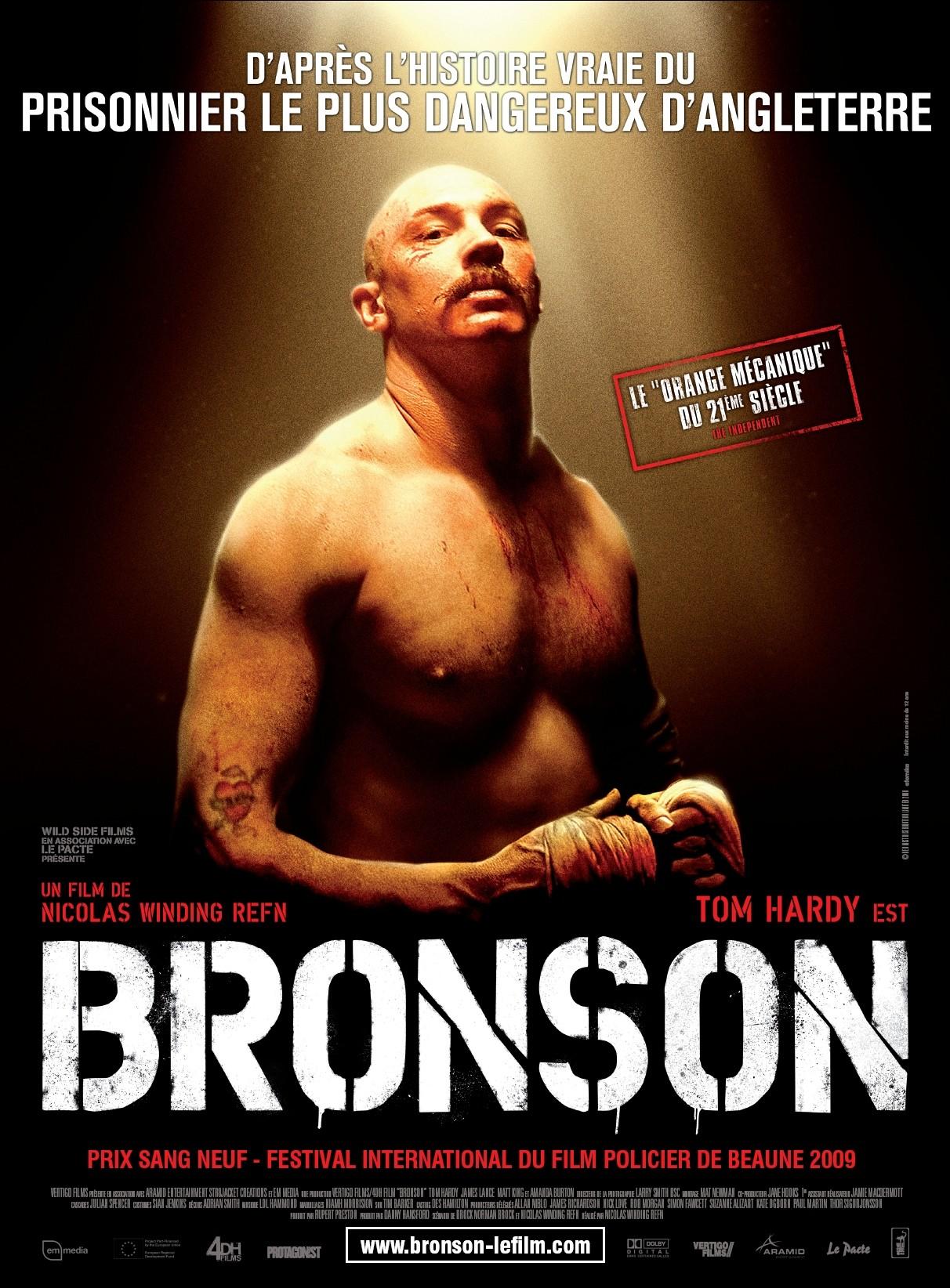 Bronson [MULTI] [Blu-Ray 720p]