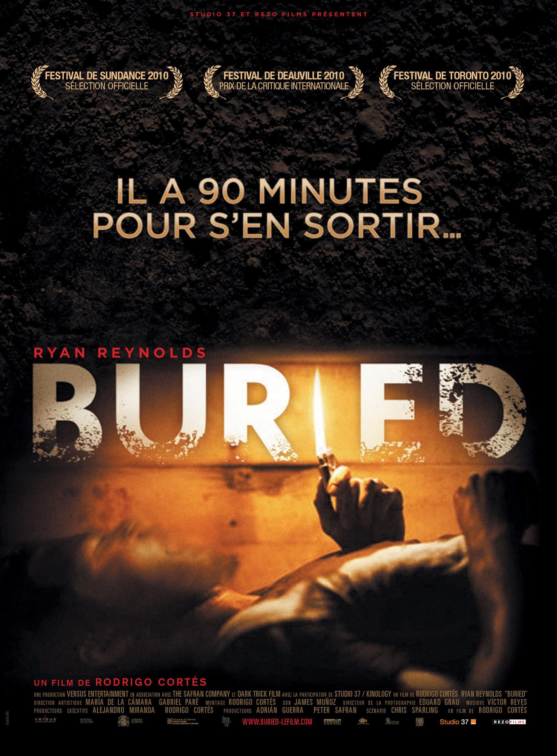 [MULTI] Buried [DVDRiP - TRUEFRENCH]