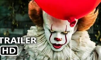 ÇA : nouvelle bande-annonce choc pour l'ignoble clown de Stephen King