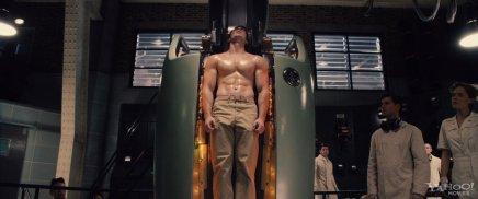 Captain America : l'incroyable transformation physique de Chris Evans