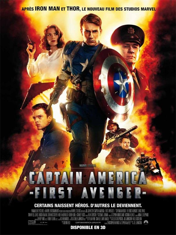 [DF] Captain America [DVDRiP]