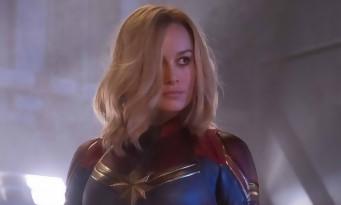 Captain Marvel : la fin à laquelle vous avez échappé