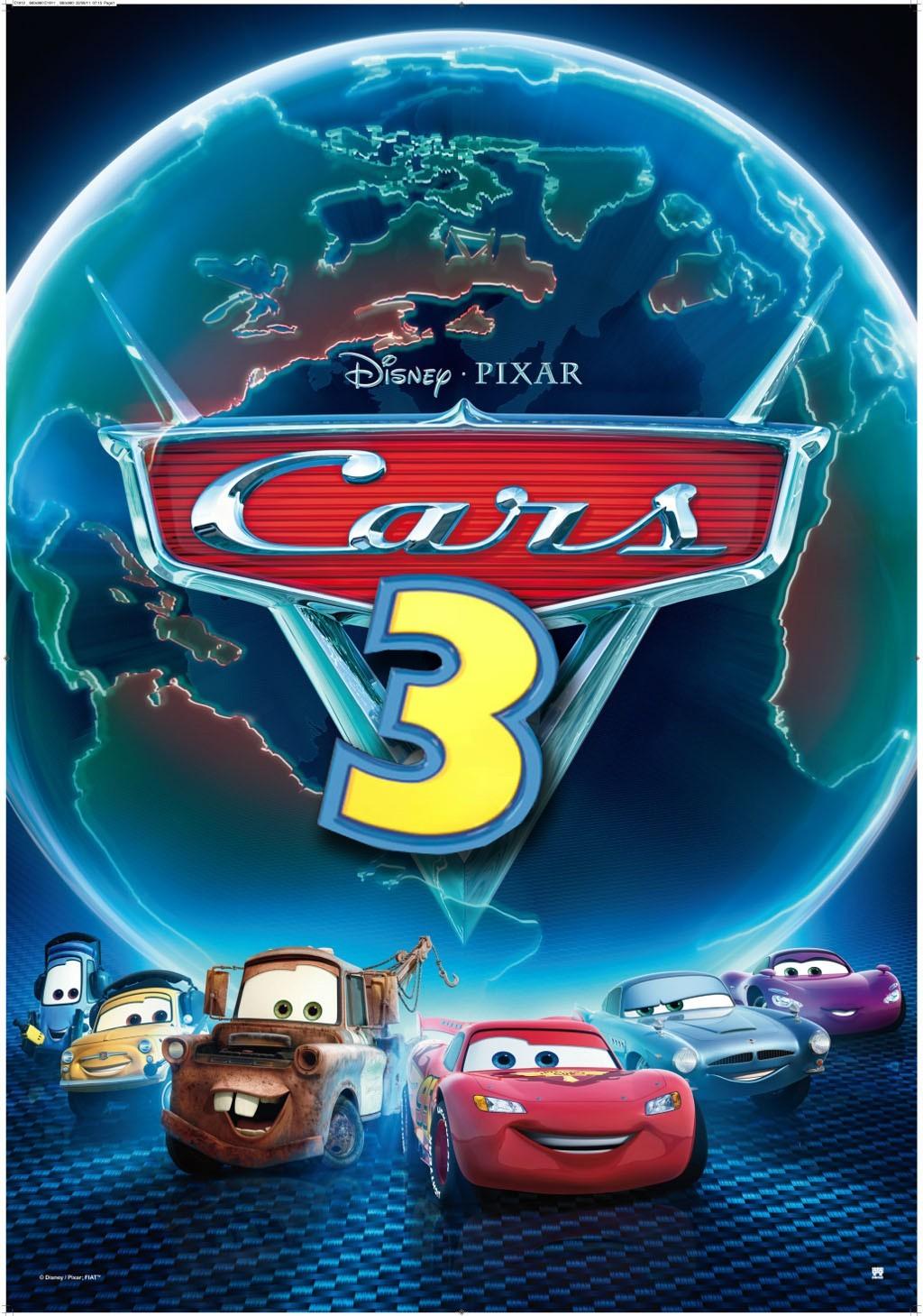 Cars 3 en français le film en entier