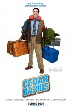 Bienvenue à Cedar Rapids
