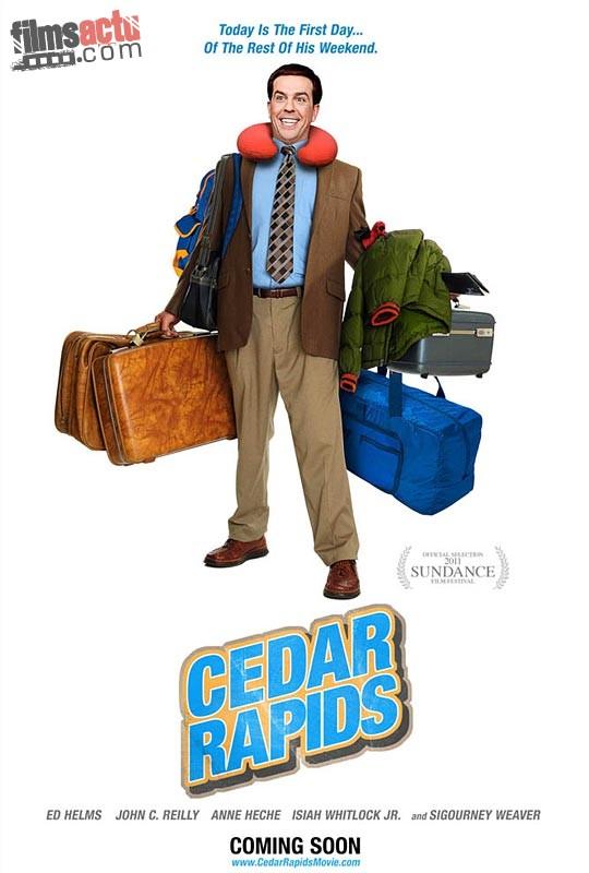 Bienvenue à Cedar Rapids [AC3] [BRRiP] [FRENCH] [MULTI]