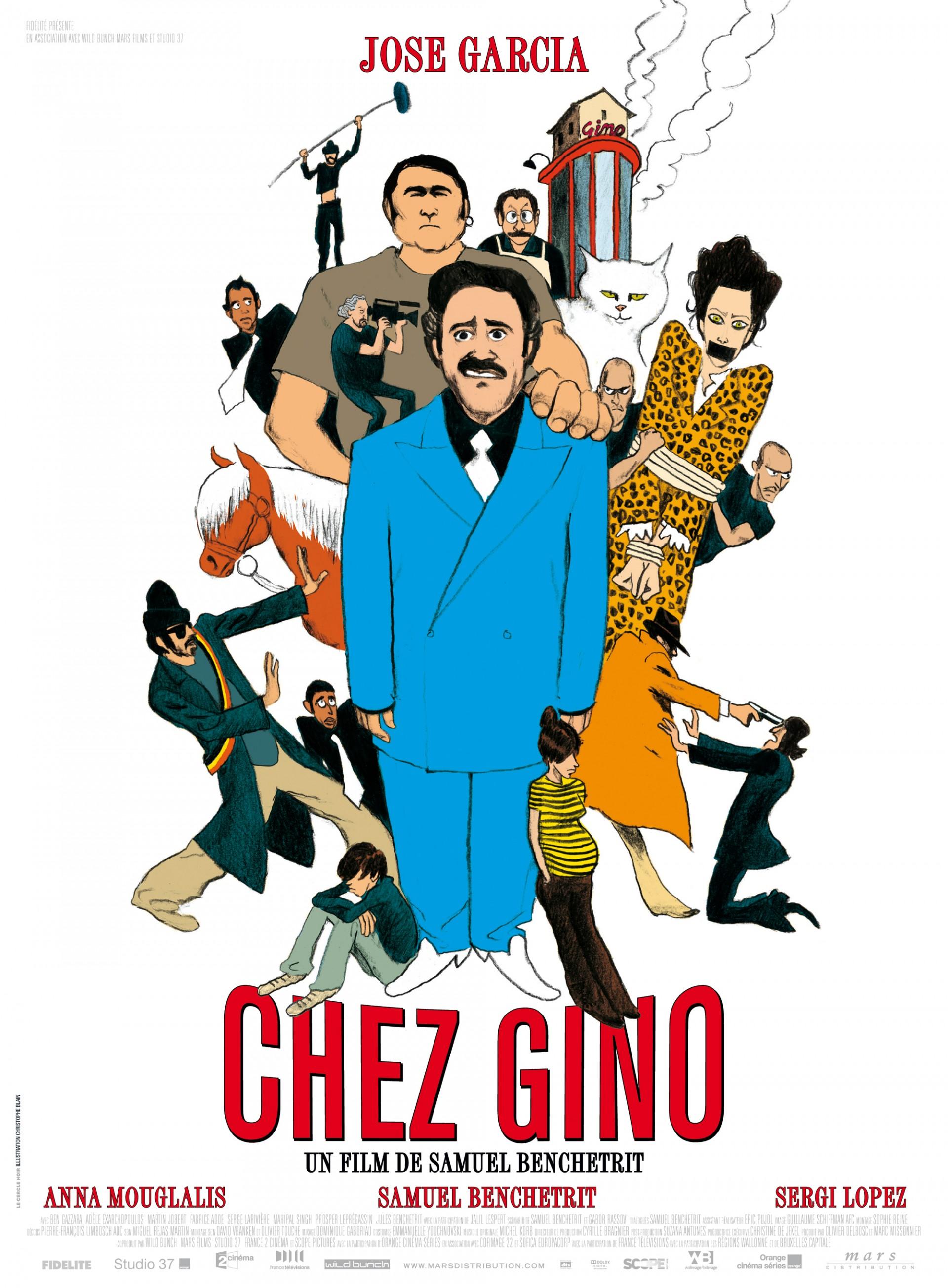 [DF] Chez Gino [DVDRiP]