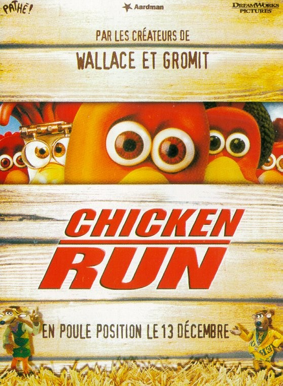 [MULTI] Chicken Run [DVDRiP]