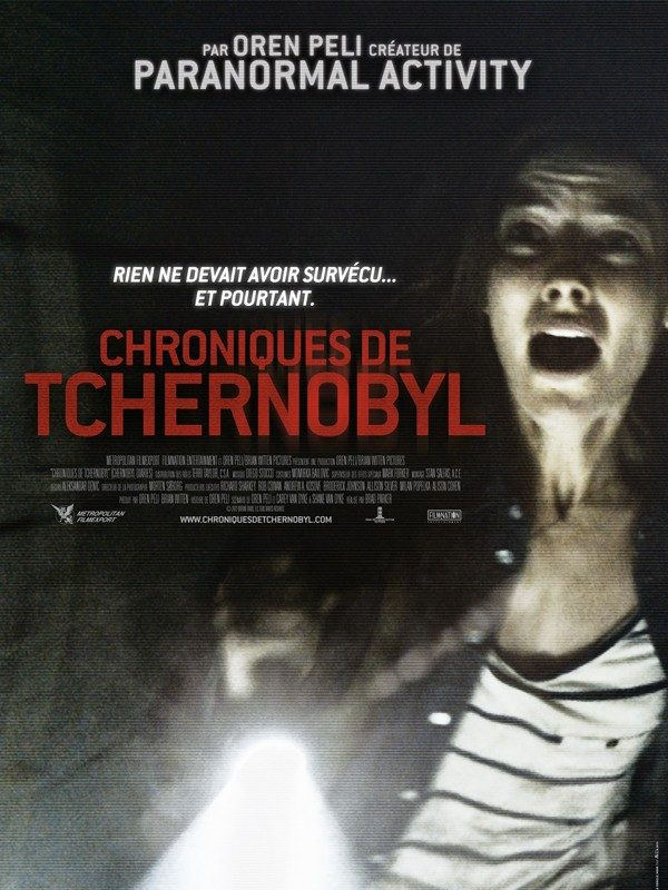 Chroniques de Tchernobyl | FRENCH MP4 | DVDRiP