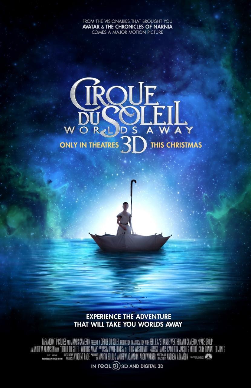 [MULTI] Cirque du Soleil 3D : le voyage imaginaire (Pathé Live) [DVDRiP] [MP4]