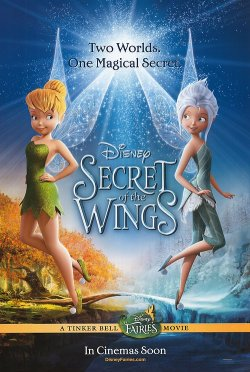 Clochette et le Secret des Fées  [Multi-Langues][DVD9]