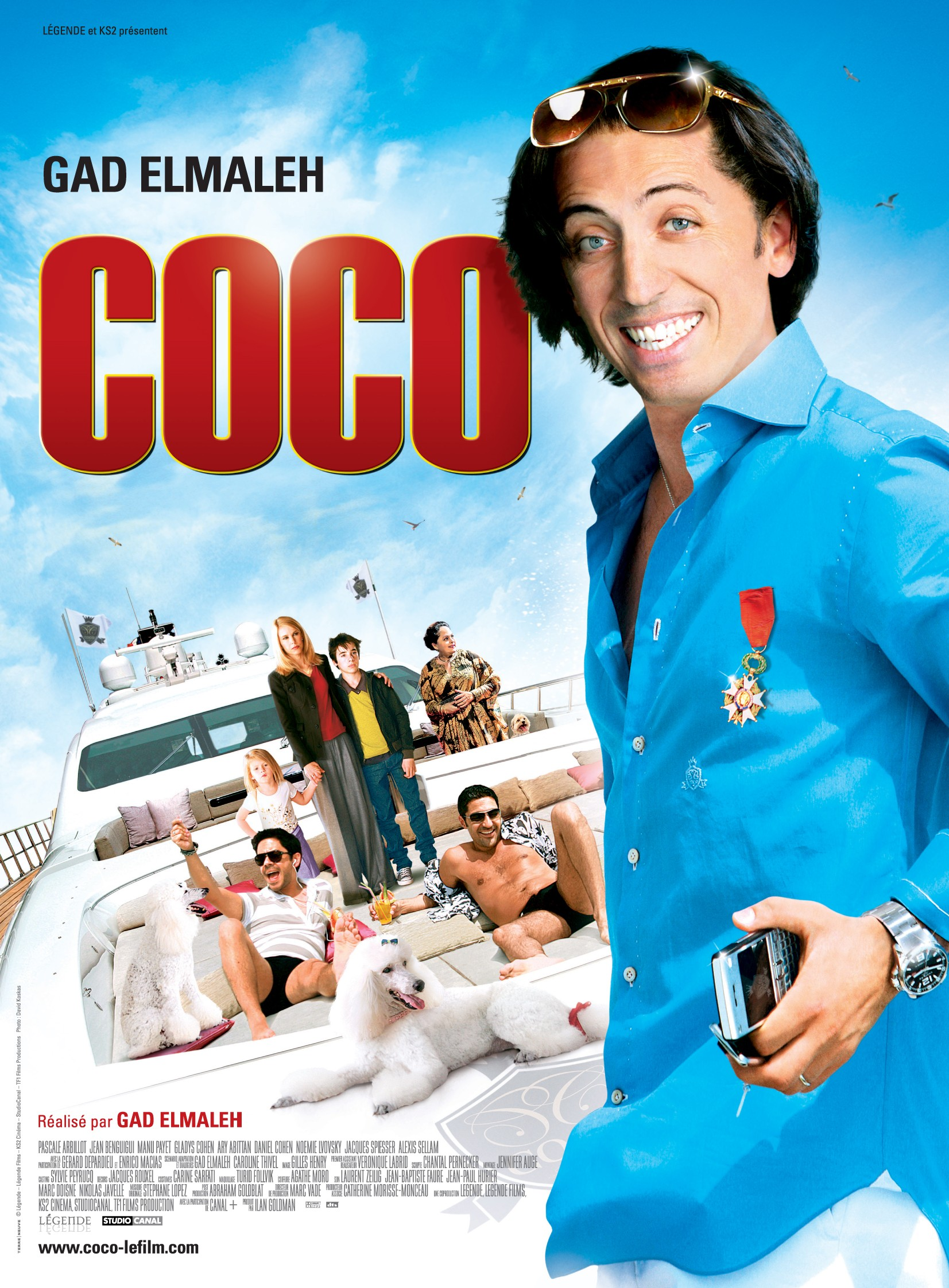 [DF] Coco | DVDRiP | FRENCH |