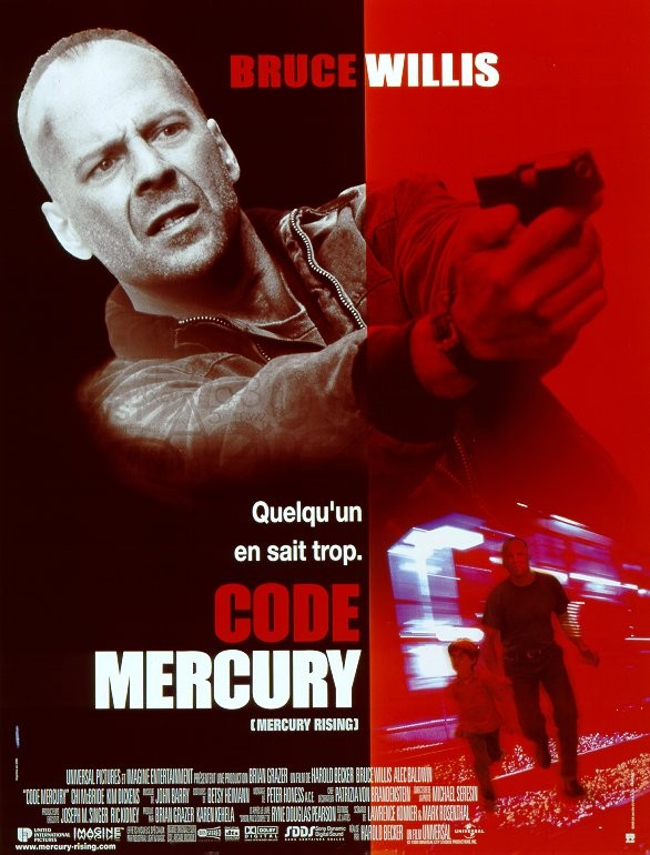 Code Mercury [AC3] [DVDRiP] [FRENCH] [MULTI]