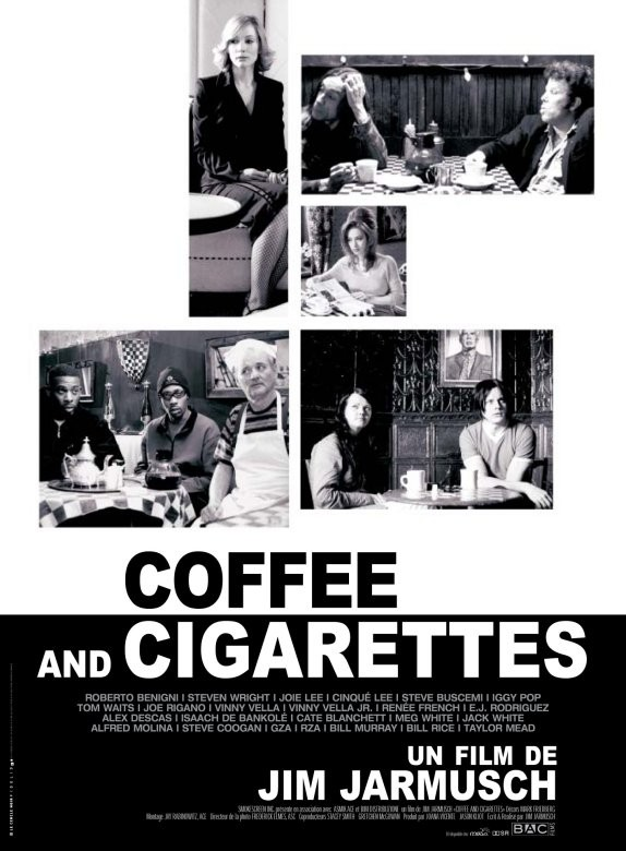 Coffee and Cigarettes [BRRiP] [TRUEFRENCH] [MULTI]