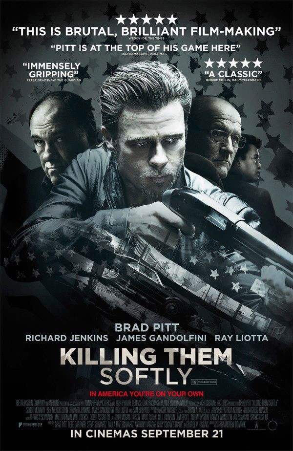 film Cogan : Killing Them Softly [720p] en streaming