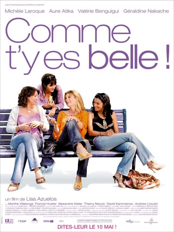 [DF] Comme t'y es belle ! [DVDRiP FRENCH]