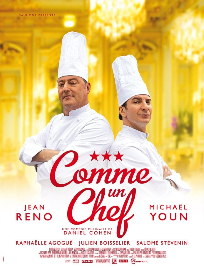 [MULTI] Comme un chef  [FRENCH][DVDRIP]