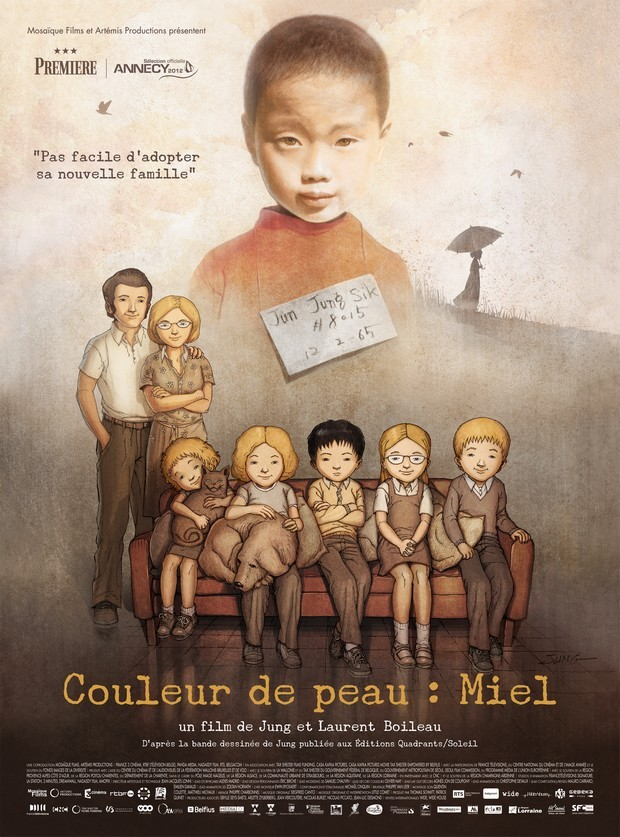 Couleur de peau Miel (2012) 1CD [DVDRiP][FRENCH] [MULTI]