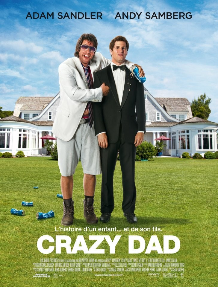 Crazy Dad | FRENCH MP4 | BRRiP AC3