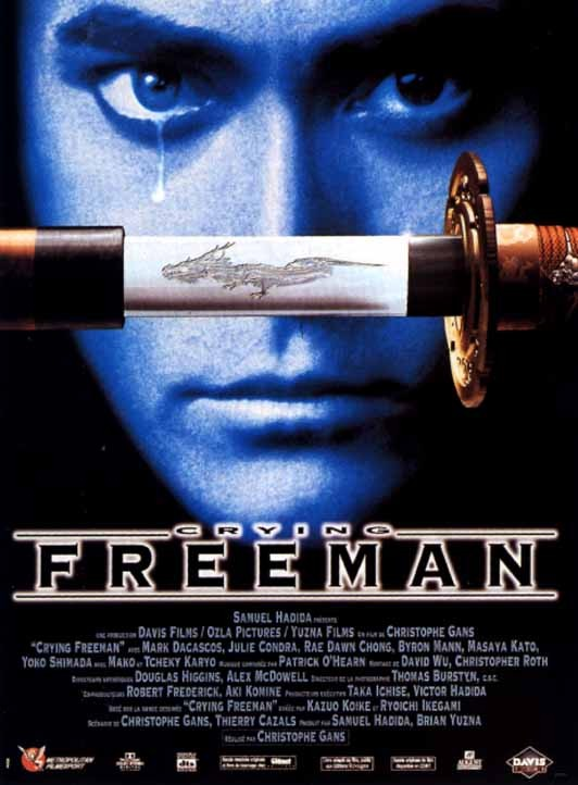 [RG] Crying Freeman [DVDRIP]